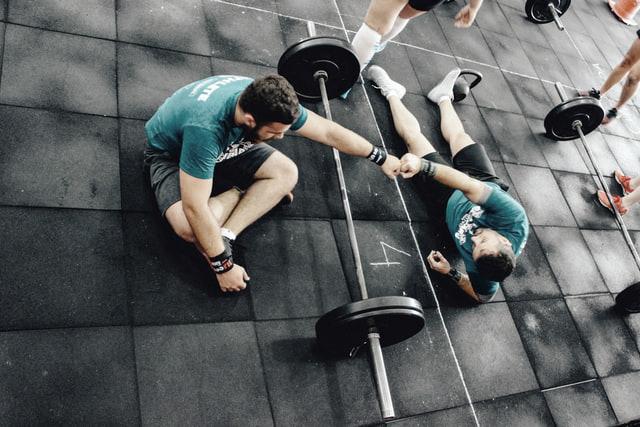 Liity CrossFit Basementin kannatusjäseneksi